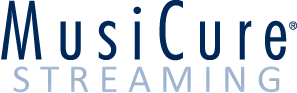 Musicure Streaming Logo